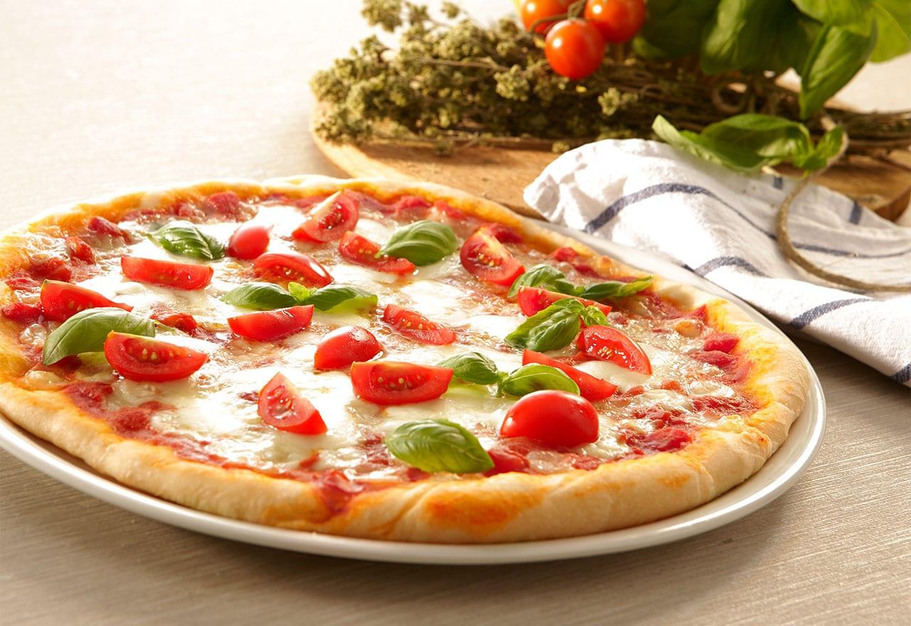 Pizza over de hele wereld